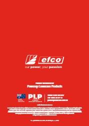 Powerup Lawncare Products – Efco e-Catalogue